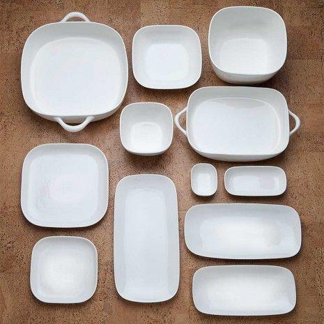 Cucina Collection - Ceramic - Serveware - Tabletop