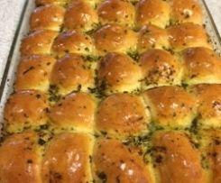 J.O garlic rolls