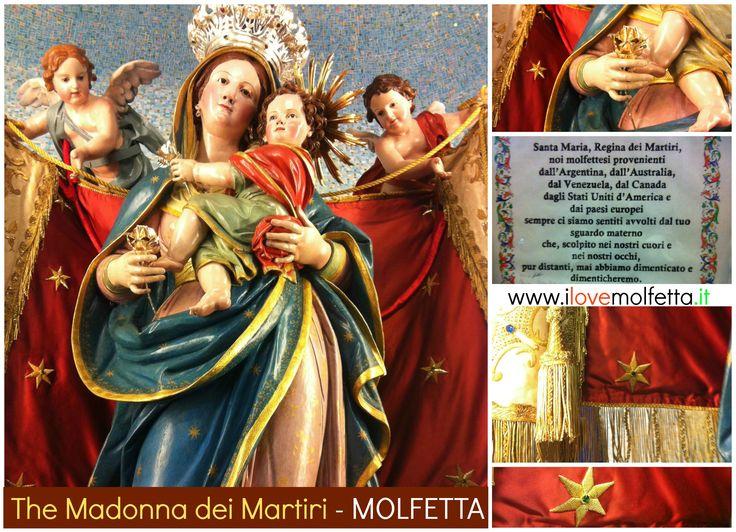 Molfetta: the mother of molfettesi immigrants in the world  visit www.ilovemolfetta.it