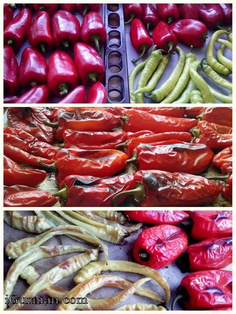 iGurman.com - Gabrielov FoodBlog - Slovak Food Blogger: Ajvar