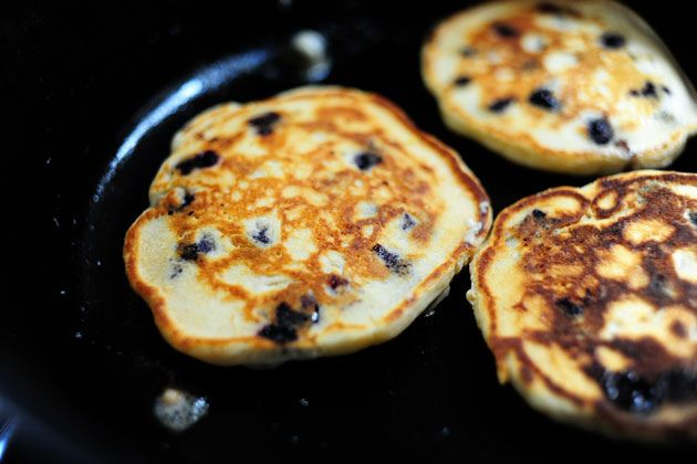 Lemon Blueberry Pancakes: Lemon Pancakes, Food Breakfast, Blueberry ...