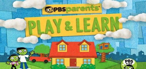 PBS Parents (best free Android apps for kids) Kids app