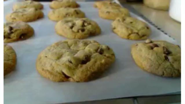 Barbara Hanauer's Chocolate Chip Cookies