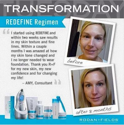 My Skincare Dreams: This a fellow consultant Amy--and these are her #R...