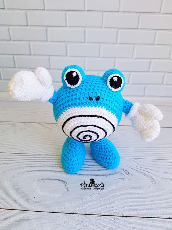 40 Crochet Pokémon Patterns - Gotta Crochet Them All | Crochet News | 800x600