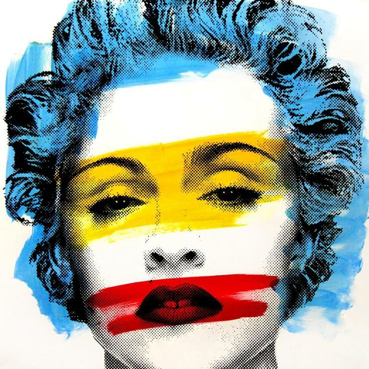 MR. BRAINWASH http://www.widewalls.ch/artist/mr-brainwash/ #graffiti #streetart #urbanart