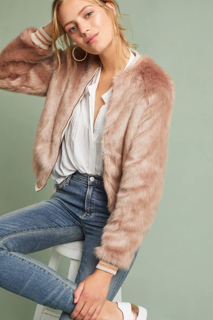 Shop the Mother The Letterman Faux Fur Jacket and more Anthropologie at Anthropologie today. Read customer reviews, discover product details and more.