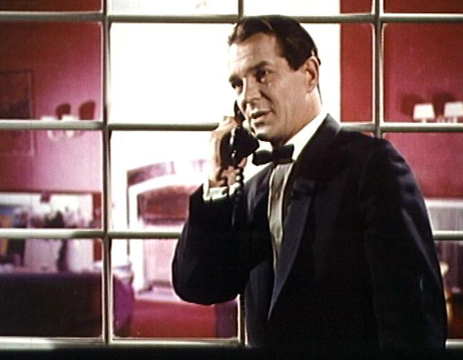 Som Hother i Den grønne elevator fra 1961