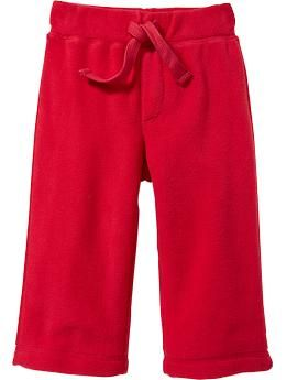 Micro Performance Fleece Pants for Baby 5