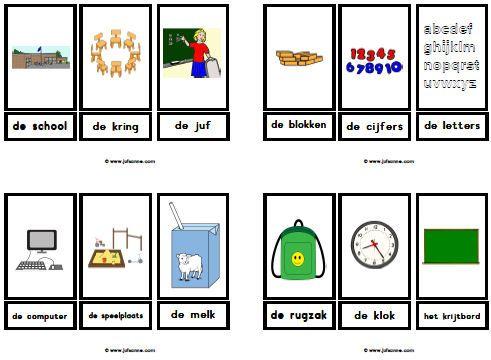 School downloads » Juf Sanne