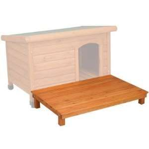 Patio for Premium Dog Houses Size Small