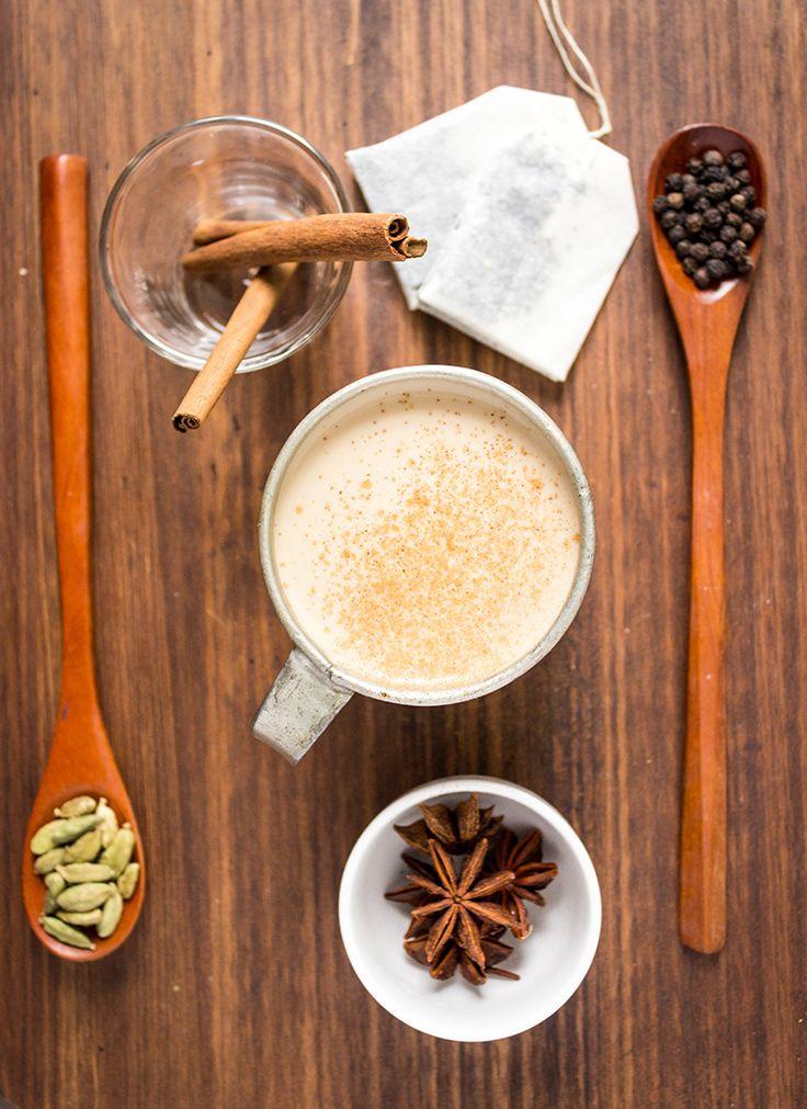 Easy Chai Latte #chai #healthy #recipe