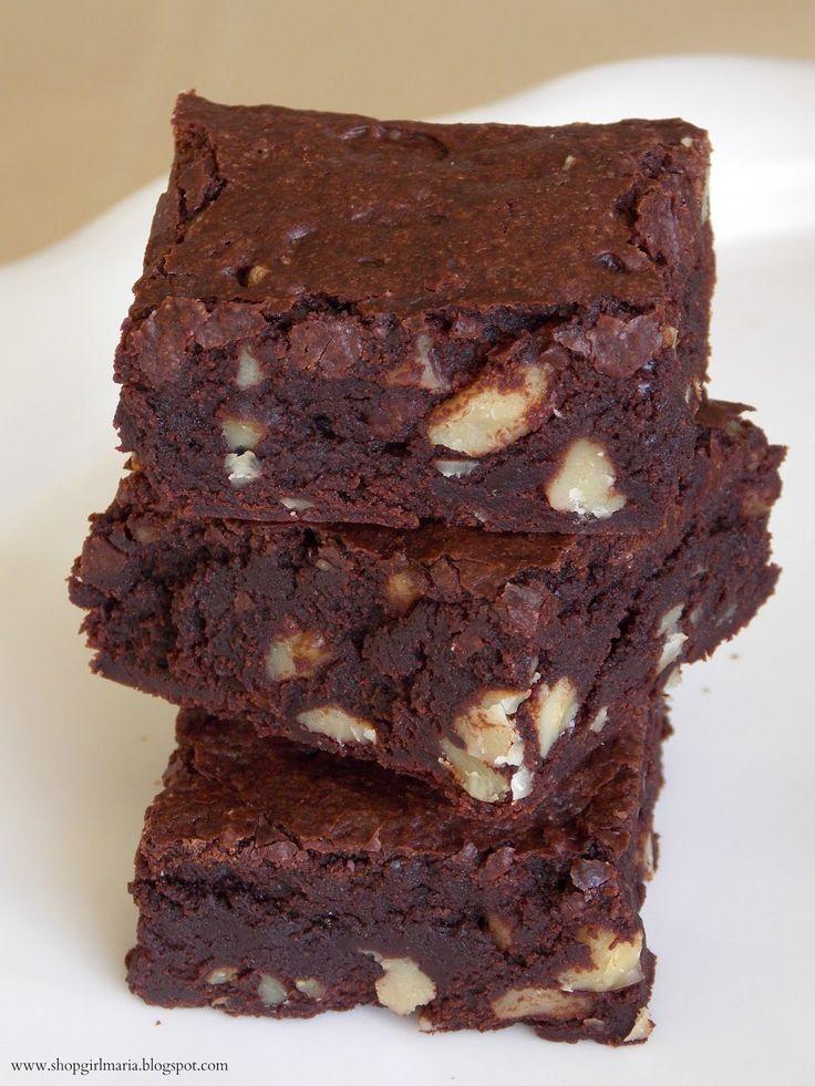 Brownies | A Homemade Living
