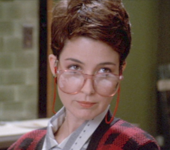 annie potts ghostbusters janine