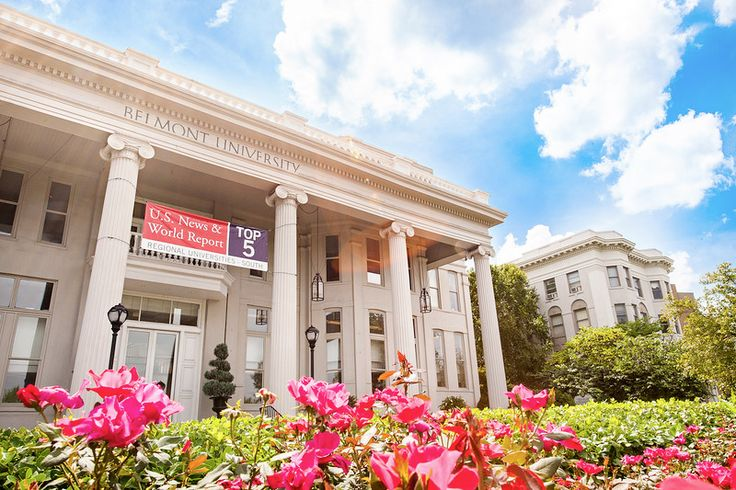 Belmont University - Colleges of Distinction
