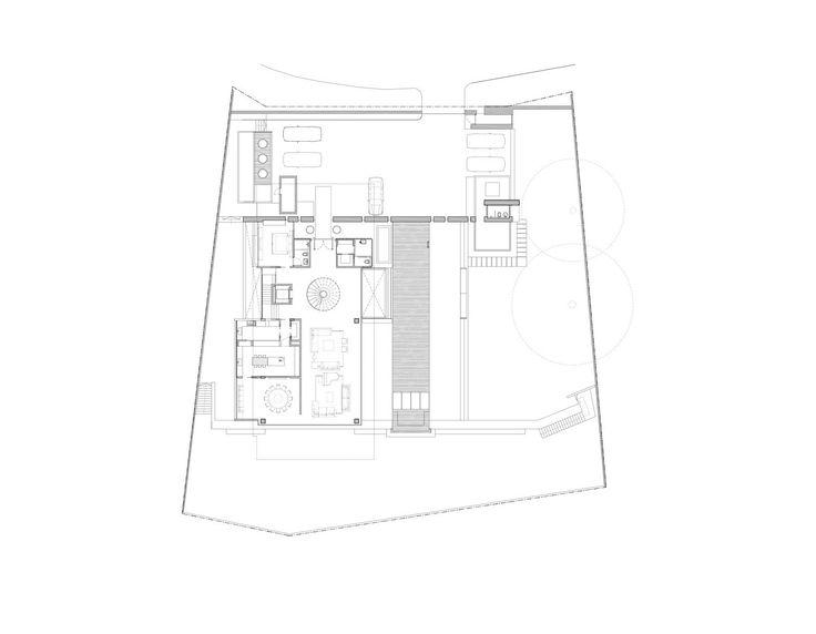 Gallery of 65BTP-HOUSE / ONG&ONG Pte Ltd - First Floor Plan