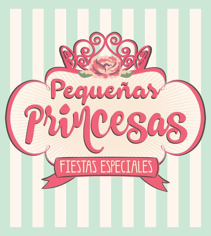Pequeñas Princesas Logo 2016
