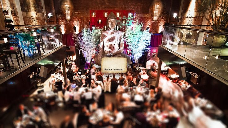 TAO  - This enormous, clublike Pan-Asian eatery is known for a giant Buddha centerpiece & beautiful crowd.