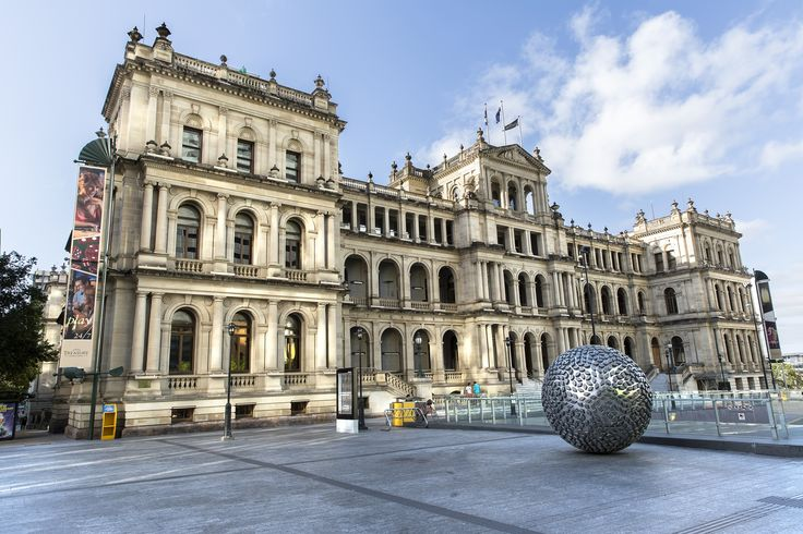 Brisbane Treasury Casino houses a hotel, five restaurants, seven bars and a nightclub