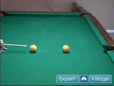 How to Play Pool : Three Basic Strokes in the Game of Pool: Online Billi...