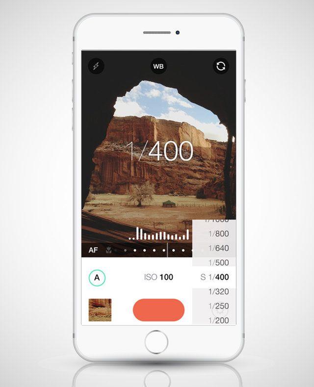 Приложение на айфон фото как акварель выдержка