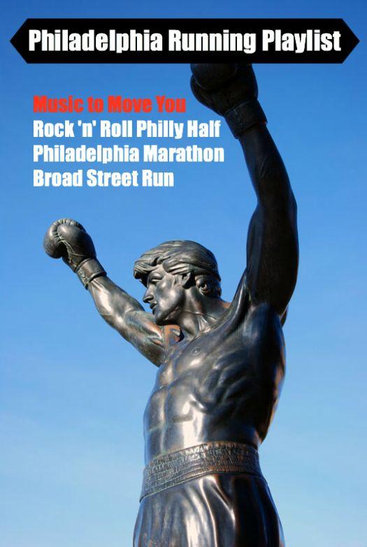 GORE-TEX Philadelphia Marathon Running Playlist
