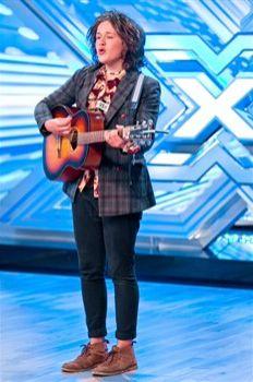 Luke Friend, X Factor UK 2013