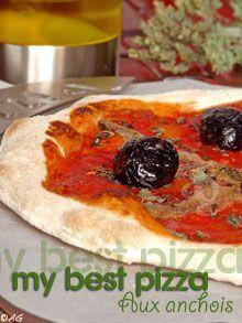 Alter Gusto | Ma meilleure pâte à pizza ! Pour une pizza fine, croustillante et moelleuse -