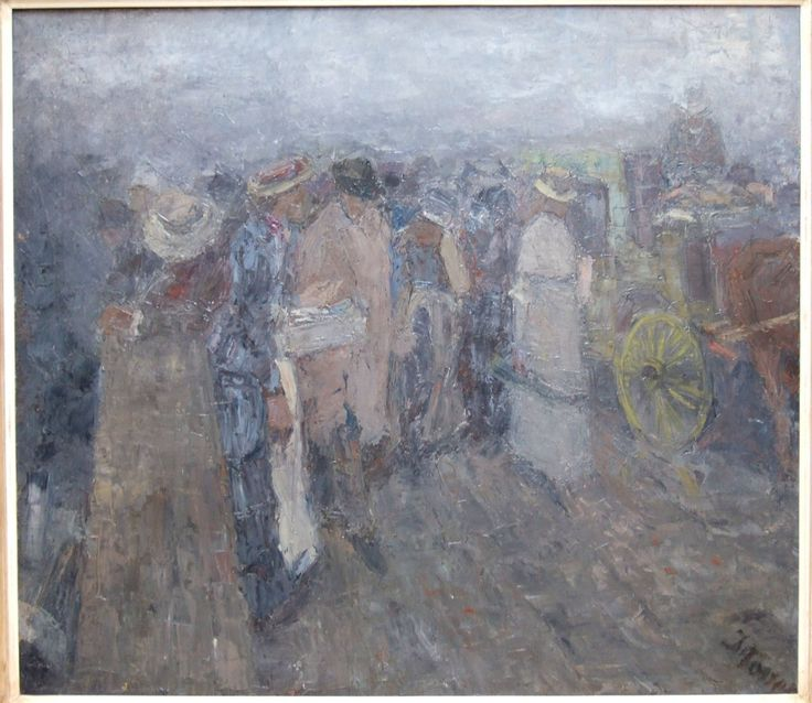 Jan Toorop Waterloo Bridge