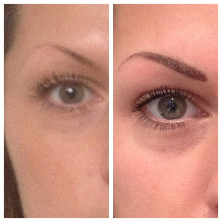 1000 images about permanent makeup on pinterest laser for How to remove eyebrow tattoo at home