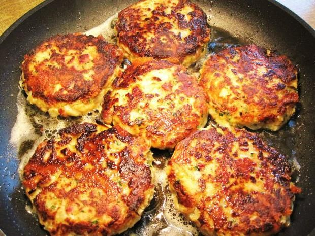 Rezept: Sauerkraut-Frikadellen