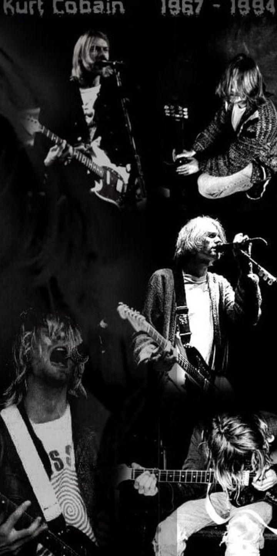 Pin By Gaston Dominguez On Nirvana Kurt Cobain Nirvana Concert
