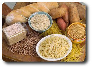 complexe koolhydraten, belangrijk bij krachttraining