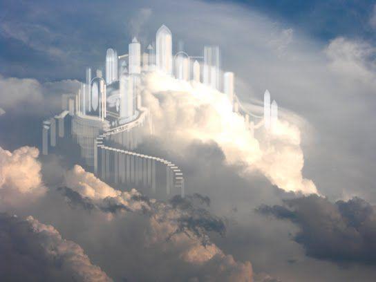 Heavenly kingdomjpg 544408 Cities Pinterest In