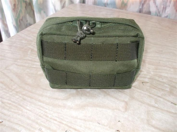 """A great tutorial posted in the DIY Tactical forum by Mike (aka Disturbed) of D-Tac. He takes you through the steps to build a simple zippered utility pouch. Take a look, give it a try and let us know what you think. Here is Disturbed's Tutorial: OK this is a tutorial on how to make a small zipper utility pouch that measures 6"""" X 4"""" (I am using a ½"""" seam allowance for this as it easier for the maths, we will trim it to 3/8"""" later.) First of all what you will need: 1000d Cordura. A = 11 ½"""" X…"""