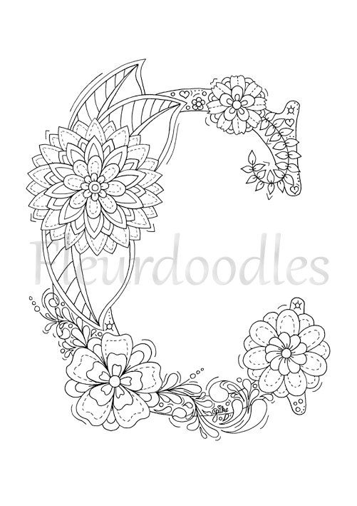 fancy mandala coloring pages - photo#40
