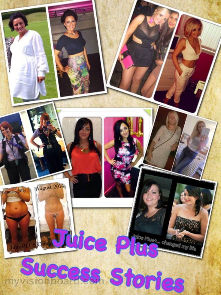 Juice Plus success stories!!
