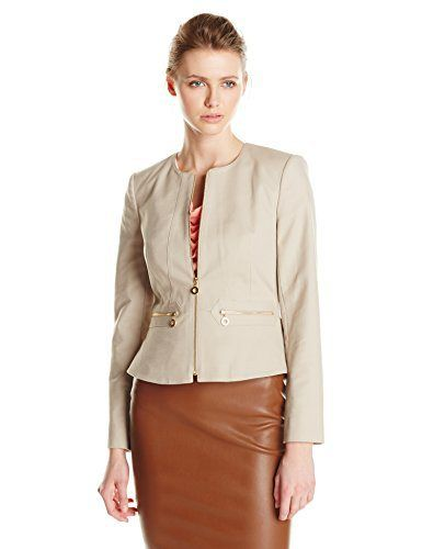 Calvin Klein Women's Suit Jacket