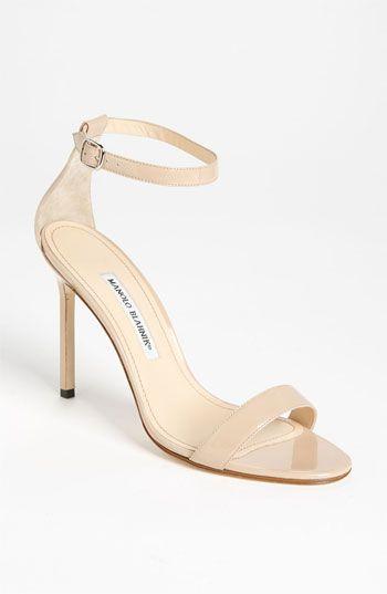 perfect nude sandal