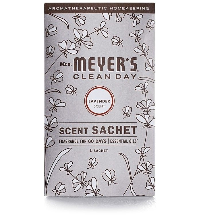 Lavender Scent Sachet With Images Scented Sachets Cleaning