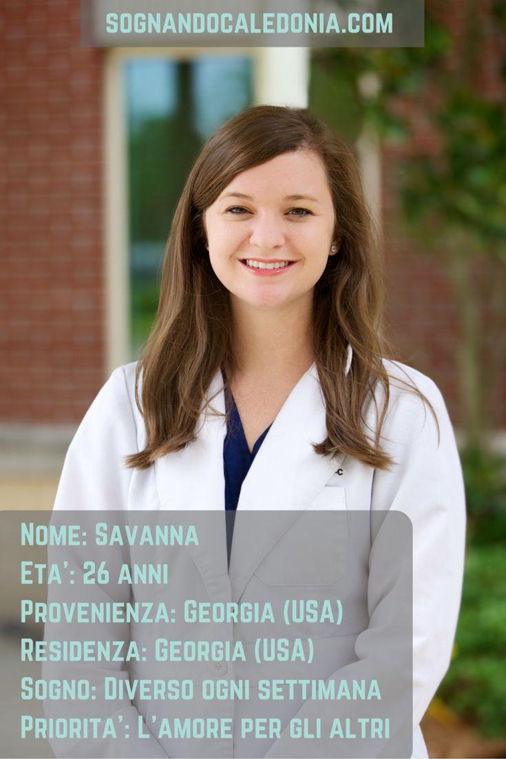 Savanna è una dermatologa che ama occuparsi degli altri. Leggi la sua e le altre #interviste su #PuntiDiVista, la sezione del nostro blog in cui persone di paesi e #culture diverse rispondono alle stesse domande