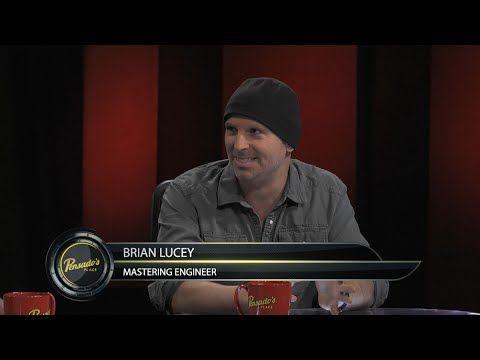 Mastering Engineer Brian Lucey - Pensado's Place #273