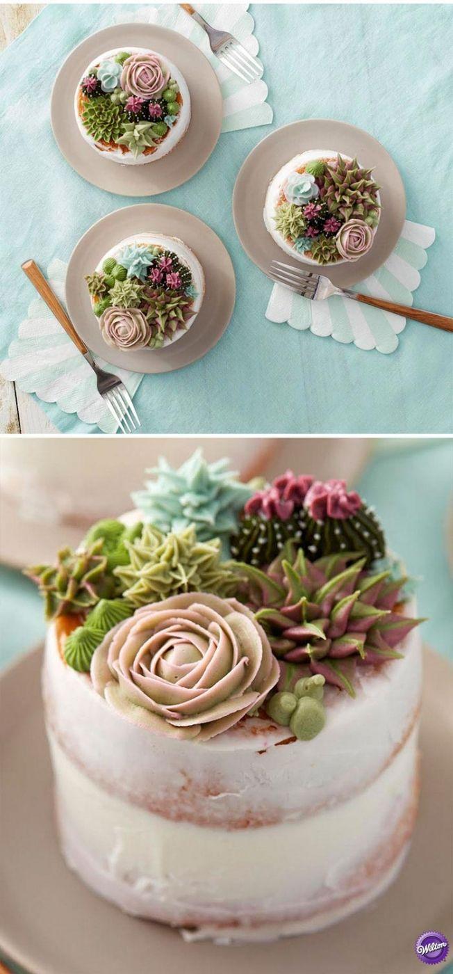 красивые торты, весенние торты, цветочные торты