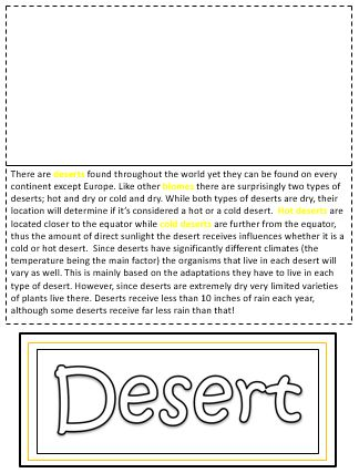 25 best tpt images on pinterest assessment formative assessment terrestrial biomes reading passages fandeluxe Gallery