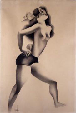 José de Almada Negreiros s/título, 1928