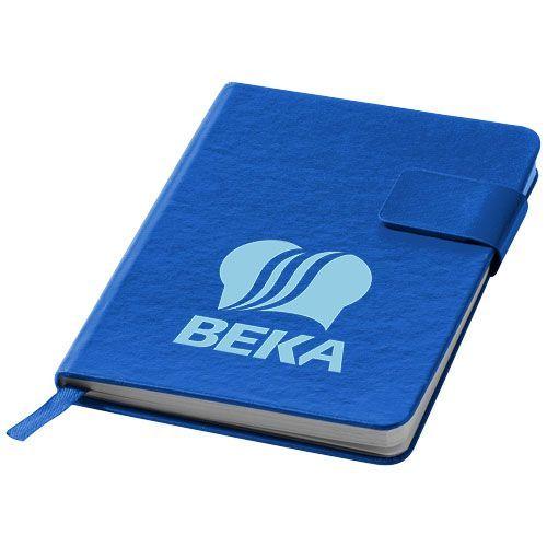 Notitieboekje bedrukken - Junior A6 notitieboek - gelinieerd papier - DéBlé