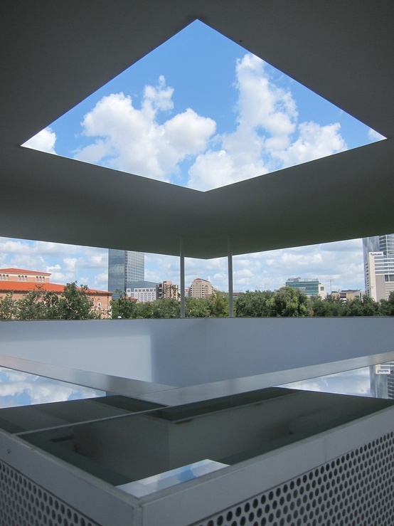 turrell skyspace Rice University