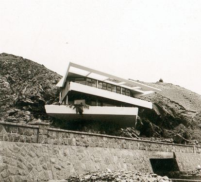Fernandini House. Lima, 1957-58