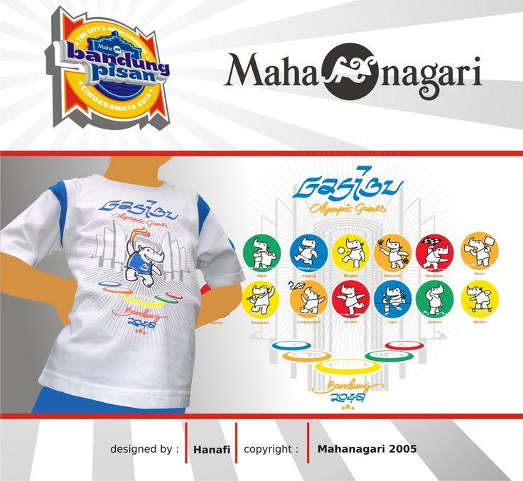 """""""Olympiade Gazibu"""" copyrights Mahanagari 2007"""