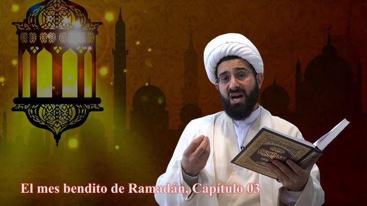 El mes bendito de Ramadán, Capítulo 03, Sheij Qomi